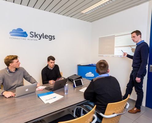 Job offer at Skylegs